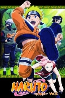 Naruto นินจาคาถาโอ้โฮเฮะ ภาคเด็ก 2