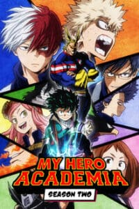 My Hero Academia ภาค 2