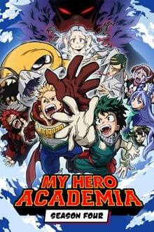 My Hero Academia ภาค 4