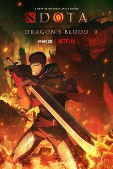 DOTA: Dragon's Blood Book 1