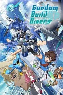 Gundam Build Divers กันดั้มบิลไดรเวอร์  ภาค 1
