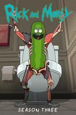 Rick and Morty ริค แอนด์ มอร์ตี้ ภาค 3