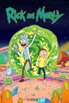 Rick and Morty ริค แอนด์ มอร์ตี้ ภาค 1