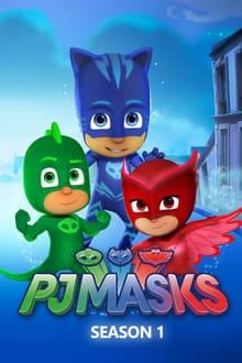 PJ Masks พีเจมาสก์ ภาค 1