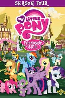My Little Pony มิตรภาพอันแสนวิเศษ ภาค 4