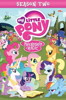 My Little Pony มิตรภาพอันแสนวิเศษ ภาค 2