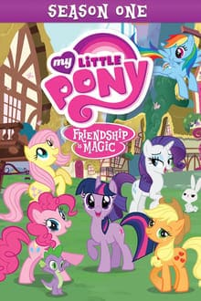 My Little Pony มิตรภาพอันแสนวิเศษ ภาค 1