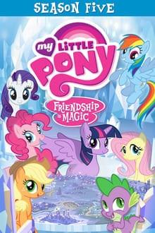 My Little Pony มิตรภาพอันแสนวิเศษ ภาค 5
